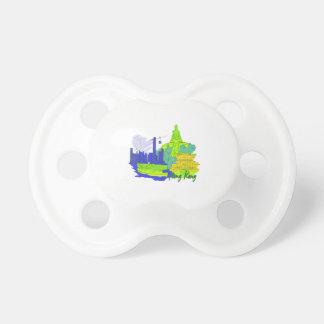 hong kong green city image png baby pacifier