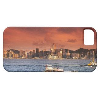 Hong Kong Harbor at Sunset iPhone SE/5/5s Case
