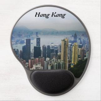 Hong Kong Harbor Mists Gel Mouse Mat
