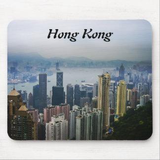 Hong Kong Harbor Mists Mouse Pad