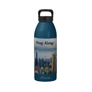Hong Kong Harbor Mists Reusable Water Bottle