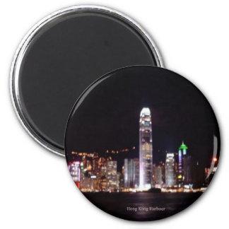 Hong Kong Harbour Magnet