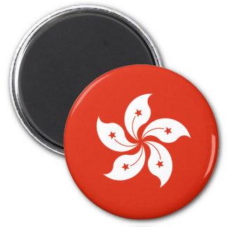 Hong-Kong Imán Redondo 5 Cm