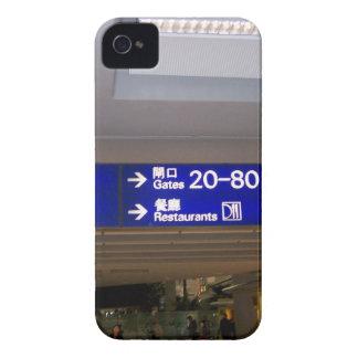 Hong Kong International Airport iPhone 4 Case-Mate Cases