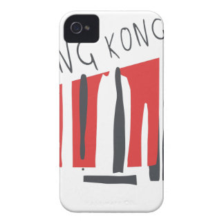 Hong Kong iPhone 4 Cover