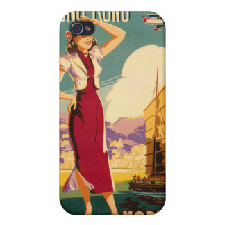 Hong Kong iphone case Cases For iPhone 4