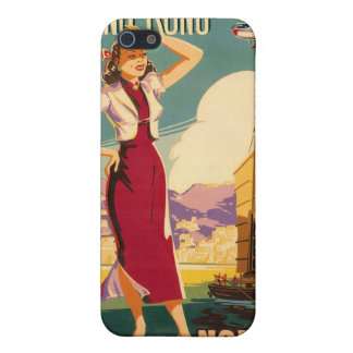 Hong Kong iphone case Cover For iPhone 5