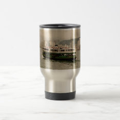Hong Kong Island Star Ferry 香港 Travel Mug at Zazzle