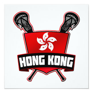 Hong Kong Lacrosse Card
