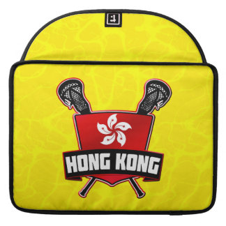Hong Kong Lacrosse Macbook Cover