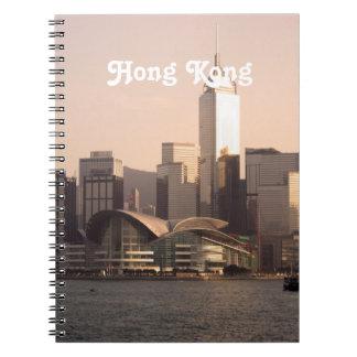 Hong Kong Libro De Apuntes
