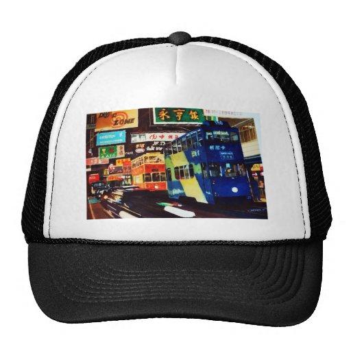Hong Kong Mesh Hats