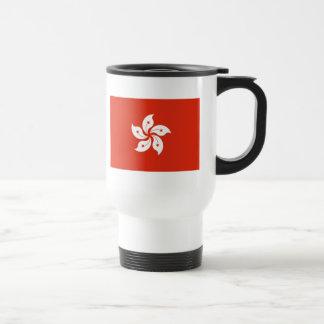 hong kong 15 oz stainless steel travel mug