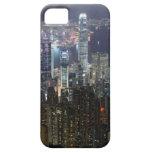 Hong Kong Night Skyline iPhone 5 Covers