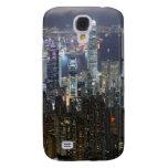Hong Kong Night Skyline Samsung Galaxy S4 Cover