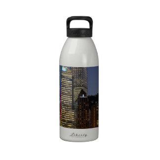 Hong Kong Night Water Bottles