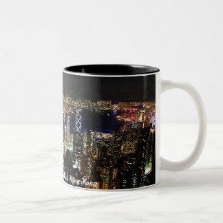 Hong Kong Nightscape Mug