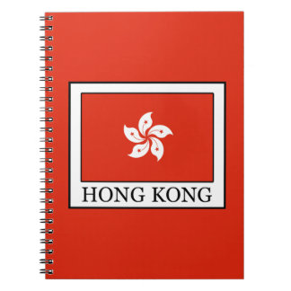 Hong Kong Notebook