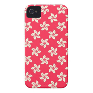 Hong Kong Orchid iPhone 4 Case