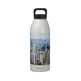 Hong Kong Peak Water Bottles