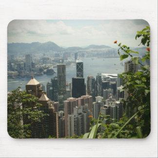 Hong Kong Pinhole Mousepad 2