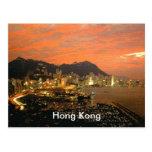 Hong Kong Postales