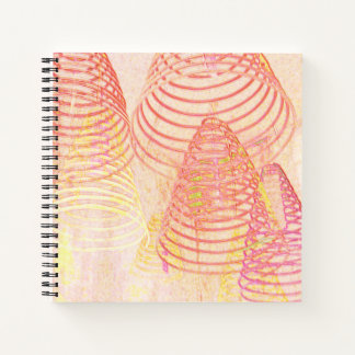 Hong Kong Retro: Incense Coils Notebook