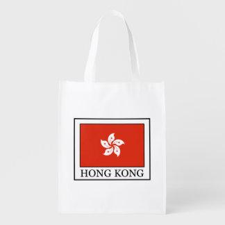 Hong Kong Reusable Grocery Bag