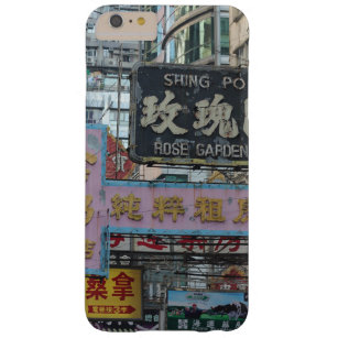 Hong Kong Signs Barely There iPhone 6 Plus Case