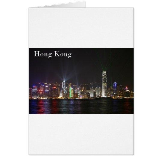 Hong Kong (St.K) Card