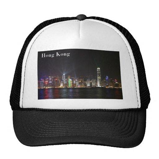 Hong Kong (St.K) Mesh Hats