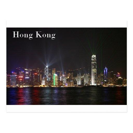 Hong Kong (St.K) Tarjetas Postales