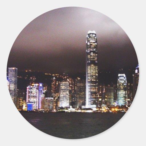 Hong Kong Sticker