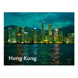 Hong Kong Tarjetas Postales
