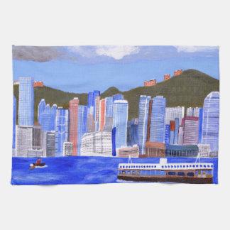 Hong Kong Toalla De Mano
