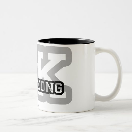 Hong Kong Two-Tone Coffee Mug