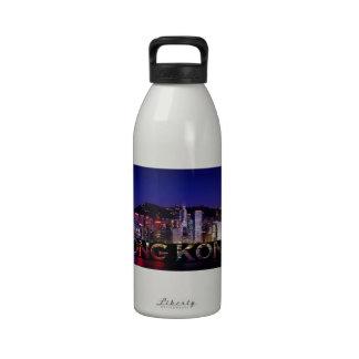 Hong Kong Water Bottles