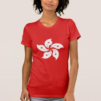 Hong Kong White Orchid Symbol T-Shirt