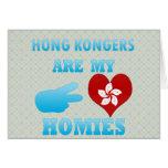 Hong Kongers are my Homies Card