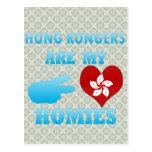 Hong Kongers are my Homies Postcard