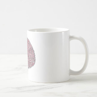 Hongo de seta de la amanita Shroom Taza De Café