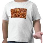 Hongo del moho polvoriento en Poinsettia Camiseta