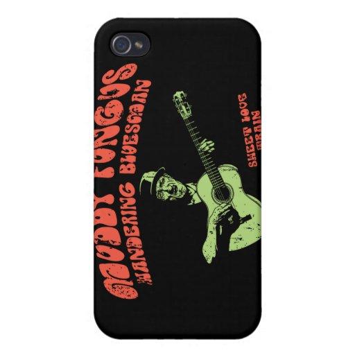 Hongo fangoso SLT iPhone 4/4S Carcasa