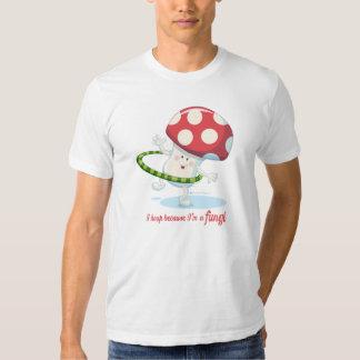 Hongos: Las camisetas de los hombres Camisas