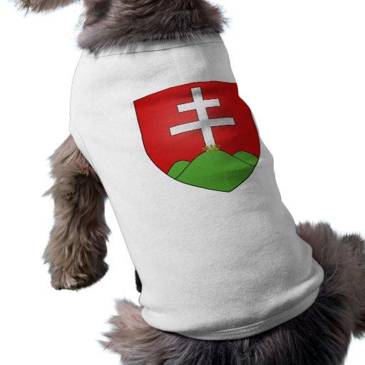 Hongrie ancien, Hungary Doggie Tshirt