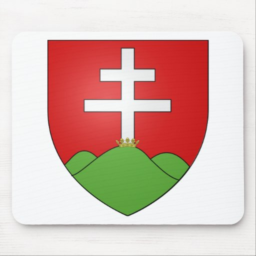 Hongrie ancien, Hungary Mouse Pads