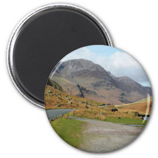 Honister Pass 2 Inch Round Magnet