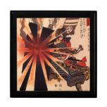 Honjo Shigenaga - samurai Cajas De Recuerdo
