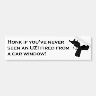Honk Bumper Stickers
