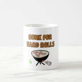 Honk for Hard Rolls mug